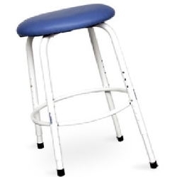 Stool Shimpo u.a. Seat synth. h=48-66cm