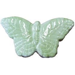 Lustre color light green