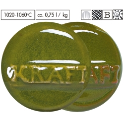 Glaze Summer Green 1020-1080°