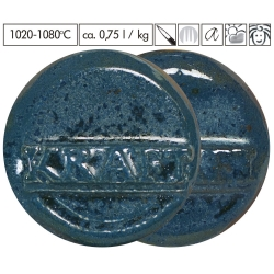 Gl. steel blue unleaded 1020-1080°