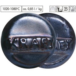 Gl. Old metal 1020-1080°C