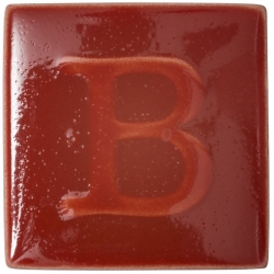 Liquid Glaze Botz fire red