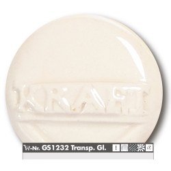 Stoneware glazes transparent brilliant (457) 1200-1300°