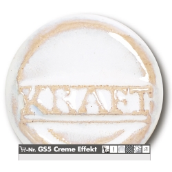 Stoneware glazes cream effect  1220-1250°