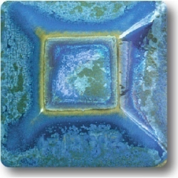 Liquid Glaze Welte blue mold from 1220