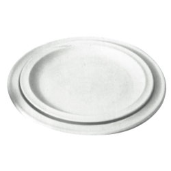M11 Plaster mould Plate with Edge d.22cm