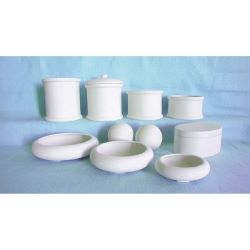 M Plaster mould round planting tray d=14,5cm