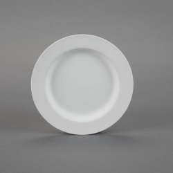 Salad-Plate with Rim d.22,5cm, h.2,5cm