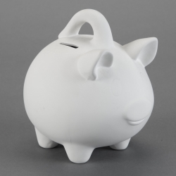 Piggy-Bank with Handle