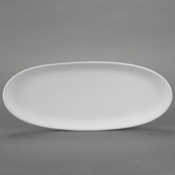 Oval Platter without Rim l.52cm, b.21cm