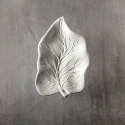 Blooms Bread Plate Leaf l.19cm