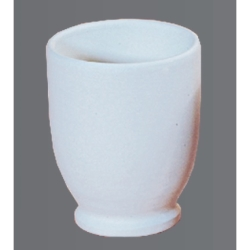 Cup with small footer 8 h=10cm (1)
