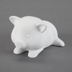 Money-Saving-Box Tot Pig Wilbur l.15cm