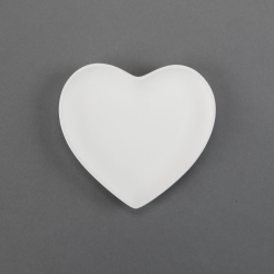 Heart Plate small 22x20cm