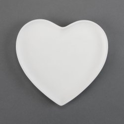 Heart Plate large 28x26cm