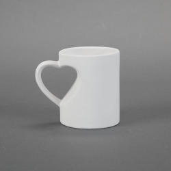 Heart Mug medium h.12,5cm