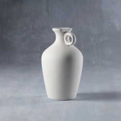 jar with a handle h.18,7cm