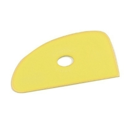 Mudtool Rib yellow Nr.4