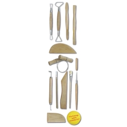 Potter toolset 13 Piece(s)
