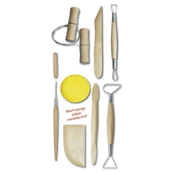 Potter toolset 9 Piece(s)