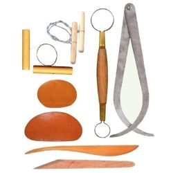 Tool Kit for Throwing and Handbuilding