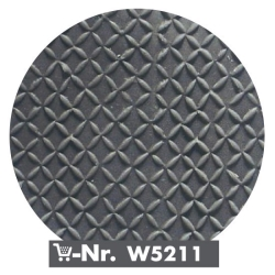 Structure Roller acryl  11 grid pattern