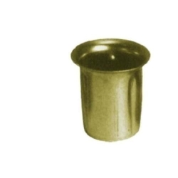 Candle-Holder brass dm=24mm